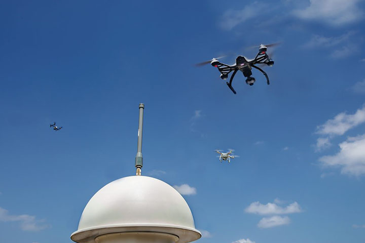 DRONE DETECTION SYSTEMS San Diego